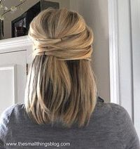 This blog is awesome! so many hair tutorials! by this girl kate: she has the cutest hair styles!!!!