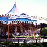 King Arthur Carrousel was one of Disneyland® Park's opening day attractions. Click for some history and fun facts on the carrousel.
