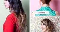 Refinery29.com shows you the best hairstyles to wear on New Year's Eve. Find out what hairstyles will look best with your NYE dress with this guide.