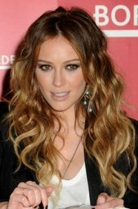 ombre hair color, ombre highlights and ombre hair.