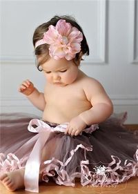 would be so cute for a 1st birthday outfit