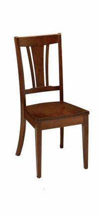 Amish Metro Contemporary Dining Chair - Keystone Collection