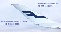 Are you planning to make Finnair reservations? Unable to find the flight deal based on your budget preference? If you want to know Finnair reservations bookings through the online process, then you can contact Finnair reservations phone number at +1-844-2...