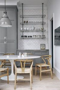 greige: interior design ideas and inspiration for the transitional home : gorgeous in grey... in San Francisco