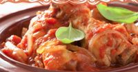 Get ready for back-to-school season with this easy recipe for Chicken Cacciatore. #CrockPot