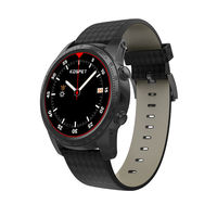 Kospet kt99 2G+16G 3G Watch Phone 1.39' AMOLED GPS Android 5.1 HR Sleep Monitor Smart Watch