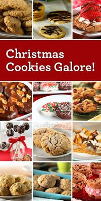 Christmas Cookie Recipes For A Holiday Cookie Swap | Holiday Ideas