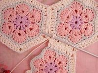 join the hexagons as you crochet them! Tons of great tutorials on this site.
