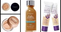 The Top-Rated Foundations on Influenster! #TheHub #InfluensterNation #Makeup #Beauty #TopPicks #Foundation