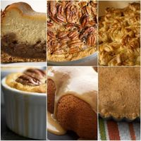Thanksgiving desserts. All the #Thanksgiving desserts you could possibly want. A la