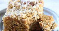 Tasty and Tender Gluten Free Pumpkin Coffee Cake | Gluten Free on a Shoestring
