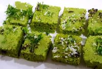 How to Make Sprouts Dhokla Recipe