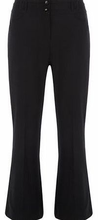 Dorothy Perkins Womens Petite black trouser- Black DP79102801 Petite black trouser. 71 cm inside leg. Smart trouser with zip fastening. 100% Polyester. Machine washable. http://www.comparestoreprices.co.uk//dorothy-perkins-womens-petite-black-trouser-...