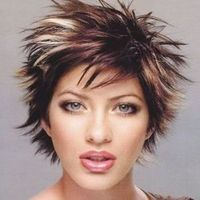 Short Spiky Hair Cuts for Women | Short Layered Hairstyles - Different Kinds Of Short Layered Hairstyles ...
