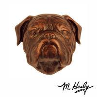 Michael Healy Designs Dachshund Door Knocker Oiled Bronze $75.00
