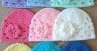 Crochet~ Baby Hats- HOW TO CROCHET A BEENIE -Free Pattern