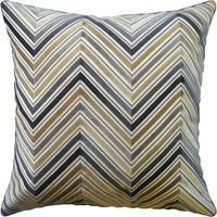 Bittersweet Chevron Neutral Pillow $195.00