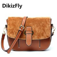 DikizFly famous designer women bag Genuine Leather handbags shoulder bags R992.00