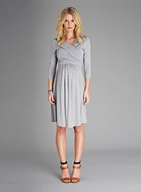Emily Maternity Dress at isabellaoliver.com