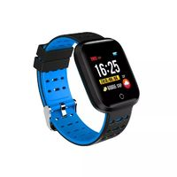 XANES® Y18 1.33'' IPS Color Touch Screen IP67 Waterproof Smart Watch Heart Rate Monitor Multiple Sports Modes Fitness Smart Bracelet