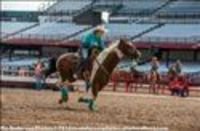Photos from Cheyenne Frontier Days 2014 Tuesday Slack - Professionally Photographed by Ric Andersen Photos © 2014