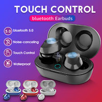 Bakeey TWS Wireless bluetooth 5.0 Earphone HiFi Stereo Touch Control Earbuds IPX5 Waterproof Sport Headphone with Mic