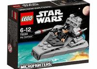 Lego Star Wars - Star Destroyer - 75033 Track down the Rebels with the LEGO® Star Warstrade; Star Destroyertrade; microfighter! Control ... (Barcode EAN=5702015121057) http://www.comparestoreprices.co.uk//lego-star-wars--star-destroyer--75033.asp