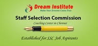 Dream Institute is the best SSC Coaching Centre in Chennai. You can get training and course materials for Staff Selection Commission exam from this institute. http://www.dreaminstitute.in/ssc-coaching-centre-in-chennai.php