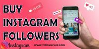 Buy Instagram Followers real active from Followersuk with instant delivery and money back guarantee Our company provide 24 7 for customer support