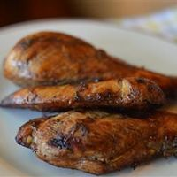 I have tried TONS and a TON of chicken marinade recipes over the years and this one is HANDS DOWN the best one I've EVER had! Thank you for this! I will use this often this summer! I used it on boneless chicken breasts, grilled them, sliced them and u...