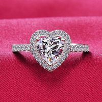 0.6ct Heart Diamond Womens Anniversary Ring https://www.gullei.com/0-6ct-heart-diamond-womens-anniversary-ring.html