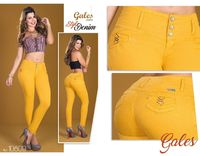 100% Authentic Colombian Push Up Jeans 10809 by GALES $72.99 Visit www.jdjeans.com to get yours today!