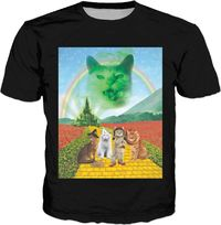 Wizard Of Paws Classic T-Shirt $19.99