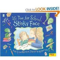 Mentor Text Writing- 1st day of school