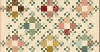 Country Living a nice new free pattern for you from our 'Crystal Farm' collection. Go to our website to download today! It can be found in the NEW Items / Crystal Farm Patterns menu. Don't forget to ask your local quilt stores to order the &#3...