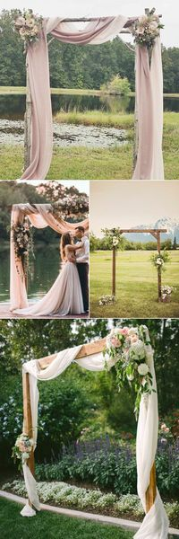 Planning a country/rustic wedding? We are here to help you with some nice rustic wedding decor ideas! Let's see how to use wood, rustic materials, bouquets, mas