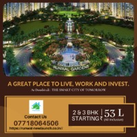 Runwal-Gardens-Dombivali-east-houseseekers  Runwal Gardens is aptly named so as it lets you live amidst this magical setting. Within its premises is a renowned school, 10 lakh sq. ft. Mall, Offices, High-Street retail, and a Multispecialty Hospital. It ...