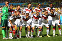 Germany - A Strong Team Unit!
