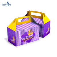 A perfect package for a perfect gift, Gable Boxes go hand in hand with beautiful decoration and cheering presents. These boxes are fashion now days. Cosmetics, food items, small garments, all are found to be profitable when used in these boxes. Profit an...