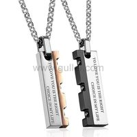 Custom Name Relationship Couples Necklaces Set https://www.gullei.com/custom-name-relationship-couples-necklaces-set.html