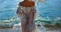 Vicente Romero Redondo - what he does with light and water is amazing!