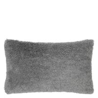 Mousson Graphite Throw Pillow by Designers Guild $160.00