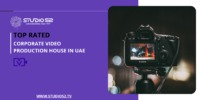 We are one of the top corporate video production house in Dubai crafting compelling brand stories through creative corporate videos for a range of businesses. Visit us - https://studio52.tv/video/corporate