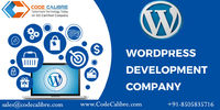 Code Calibre is the best wordpress theme development company in India offers the ultimate Wordpress solution with pixel perfect designs and immaculate development to offer seamless user experience. our Wordpress Website design and development services inc...