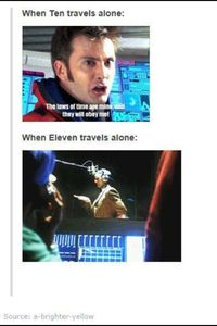 travel alone, the doctor and doctors.
