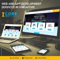 ICore Pte Ltd is a development company based in Singapore. Icore sg AKA Icore Singapore has over 12 years of experience in IT industry