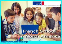 French school in North America is one of the best schools which provide French language learning facilities to all interested aspirant. Our well educated teachers give their all effort to make perfect the students. Apart from all we provide all these faci...