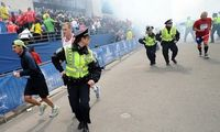 Boston Marathon blasts: three dead and more than 100 injured - as it happened