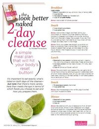 Detox. Going to have to try this at some point.