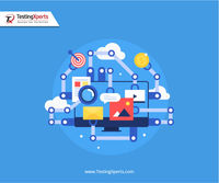 This can be achieved by writing test scripts or using any automation testing tool. Test automation is used to automate repetitive tasks and other testing tasks which are difficult to perform manually.